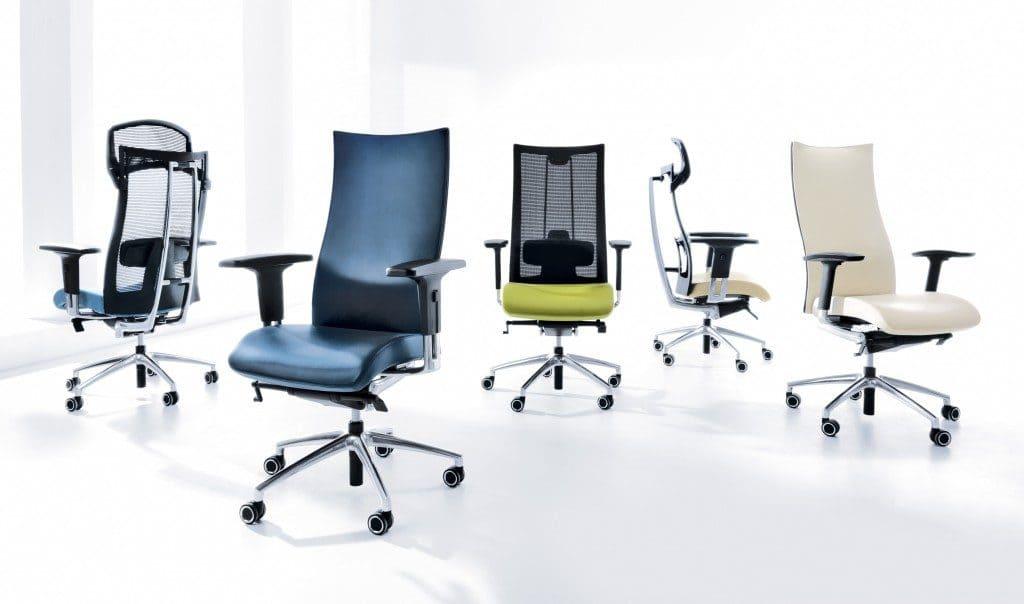Krzesła biurowe - Kosturbiec Gdańsk